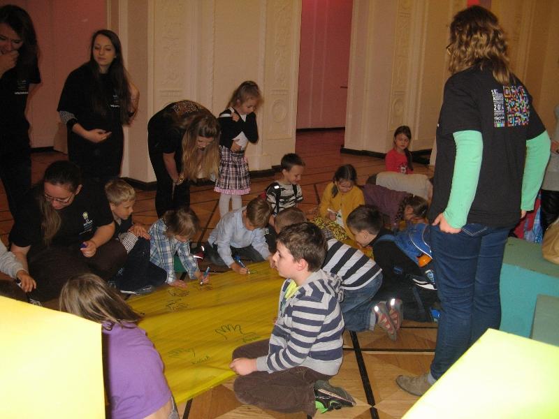 Wolontariat w Strefie Dziecka